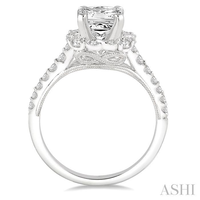 Semi-Mount Diamond Ring