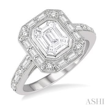 FUSION DIAMONDS RING