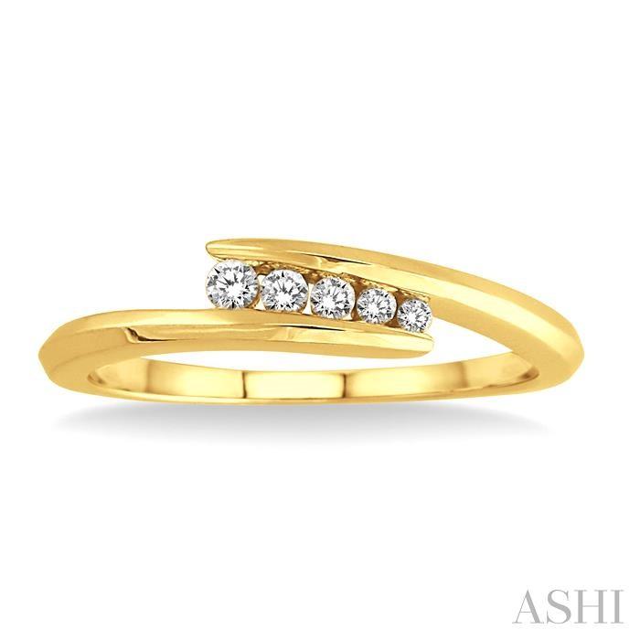Journey Diamond Ring