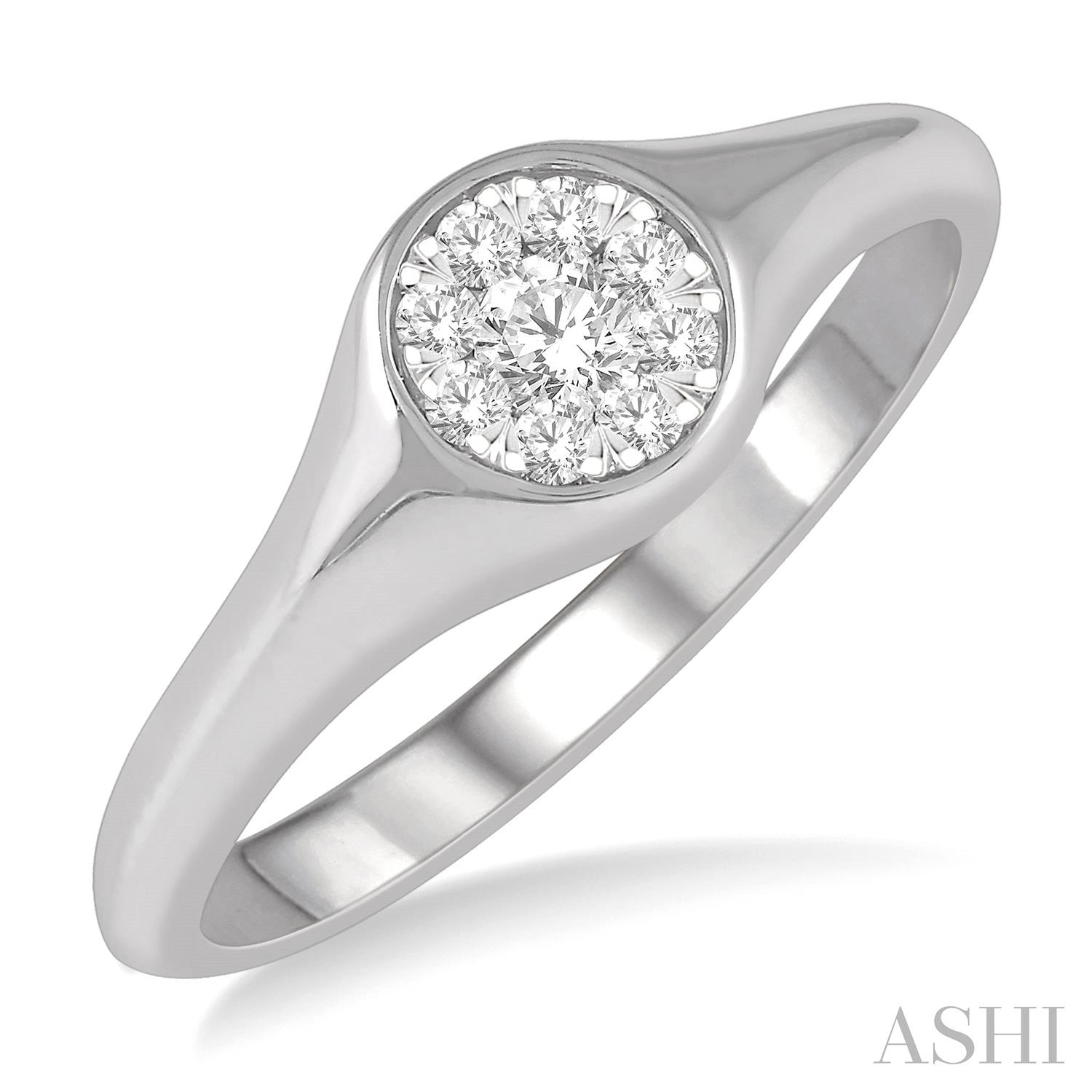 LOVEBRIGHT ESSENTIAL DIAMOND PROMISE RING