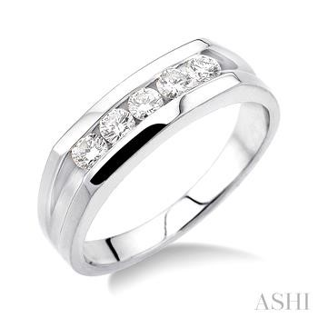 Men'S Diamond Ring