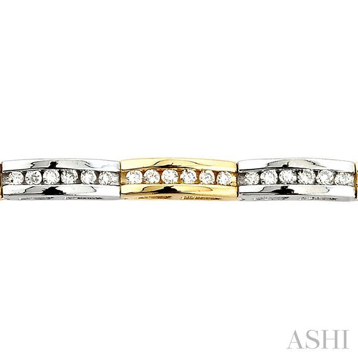 Bridge Diamond Bracelet