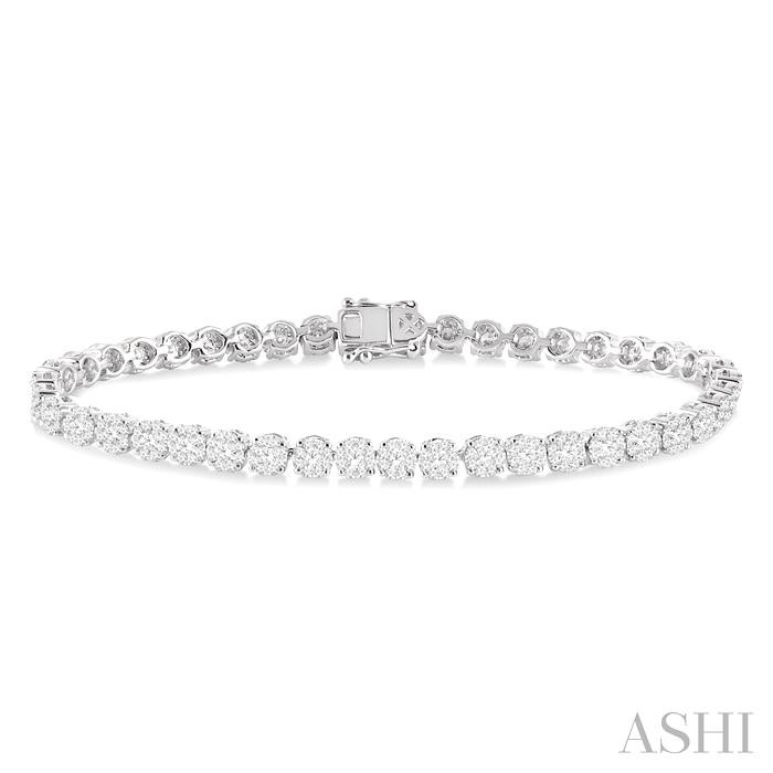 Lovebright Essential Diamond Bracelet
