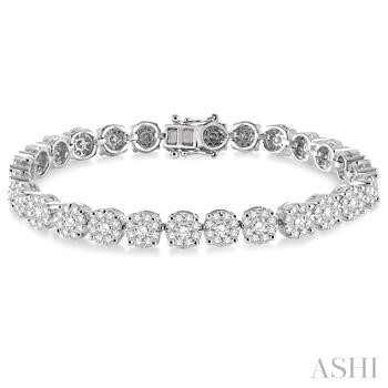 LOVEBRIGHT DIAMOND BRACELET