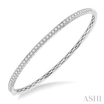 DIAMOND STACKABLE BANGLE