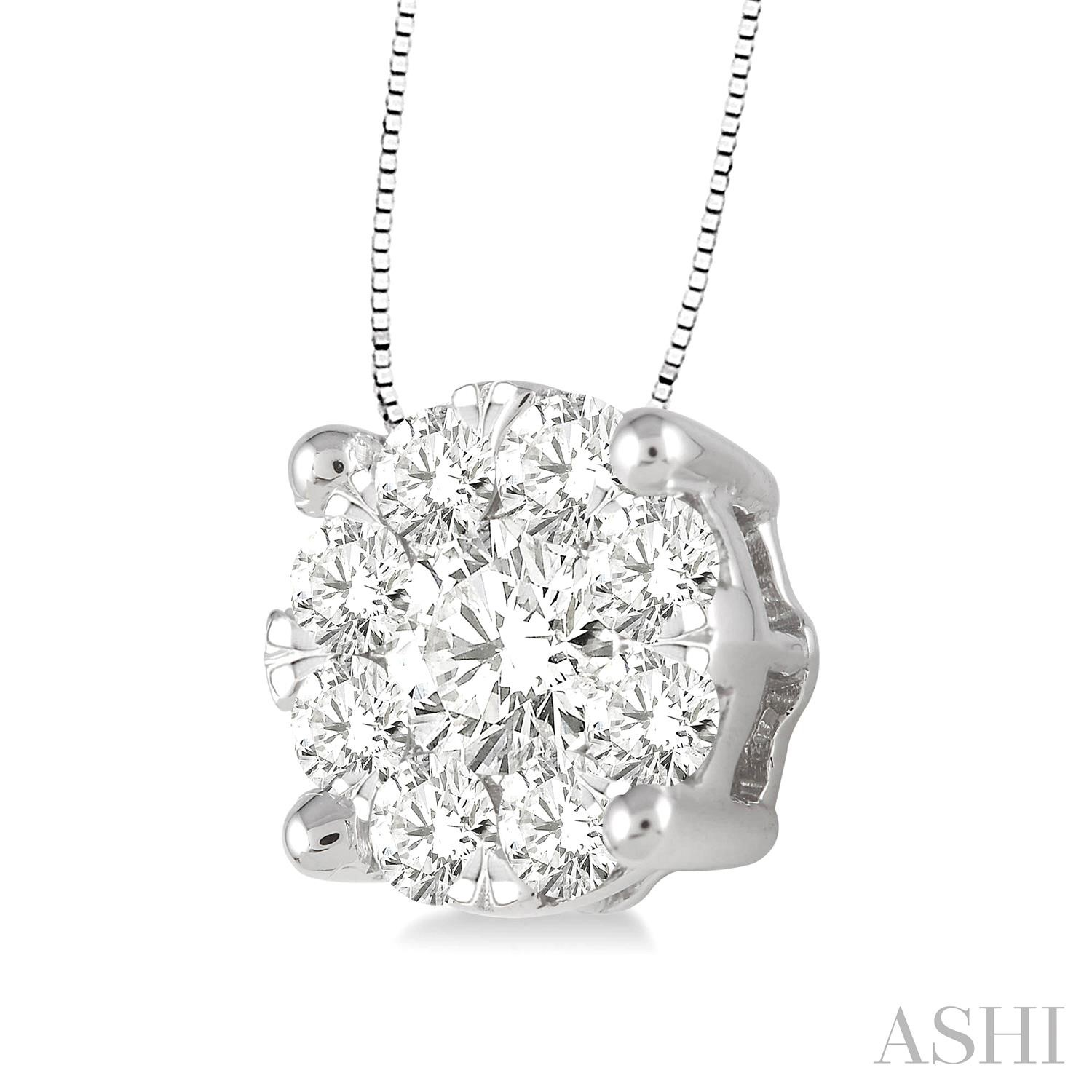 Lovebright Essential Diamond Pendant