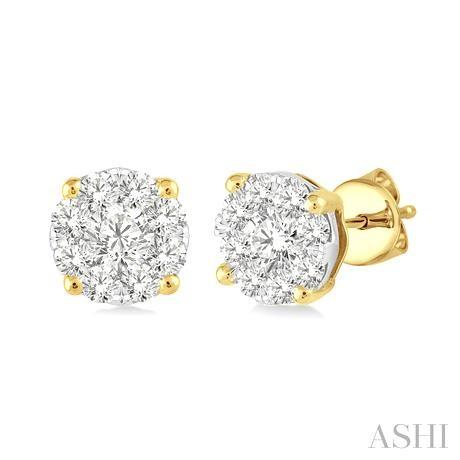 LOVEBRIGHT ESSENTIAL DIAMOND EARRINGS