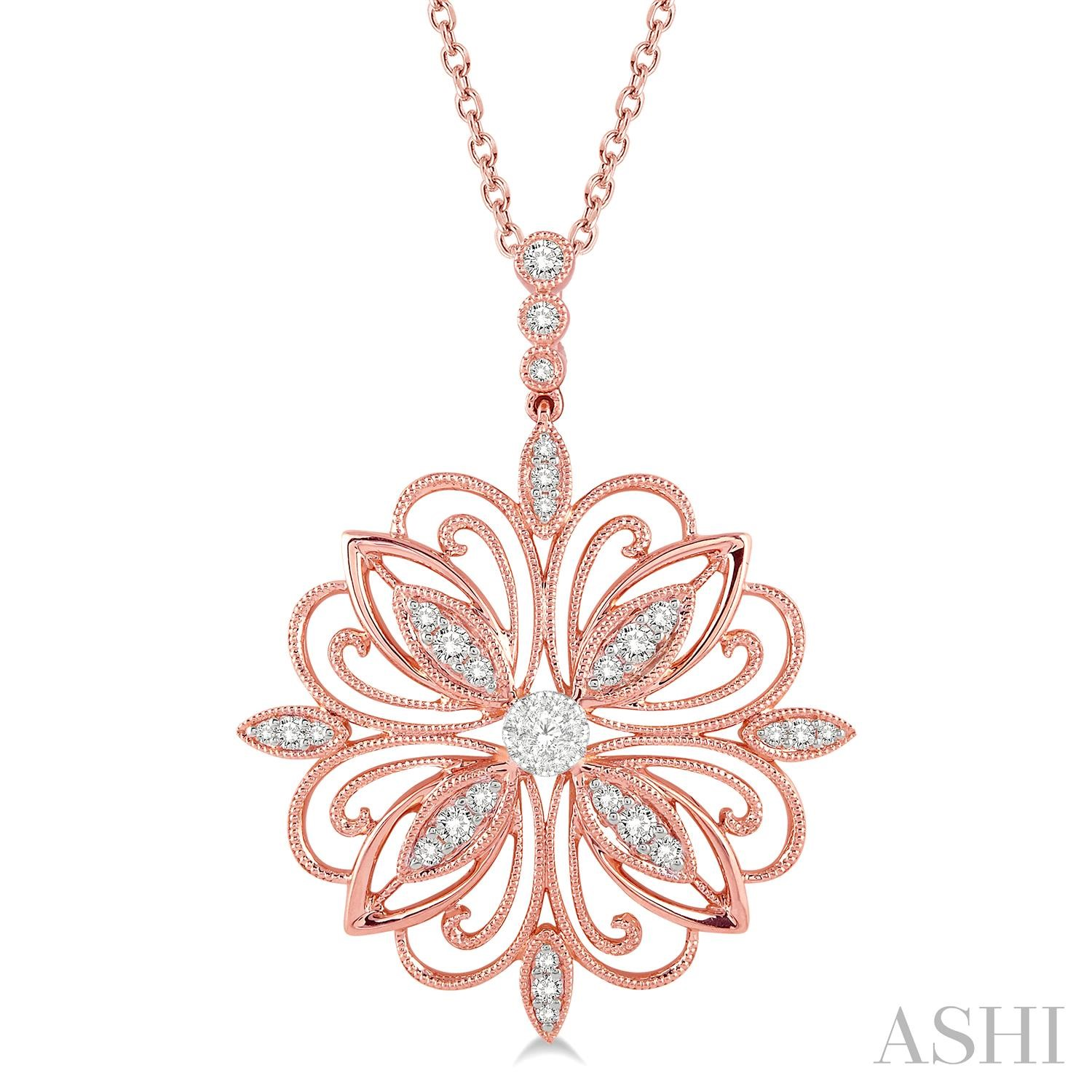 LOVEBRIGHT DIAMOND PENDANT