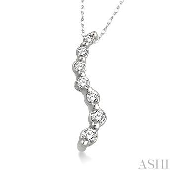 JOURNEY DIAMOND PENDANT