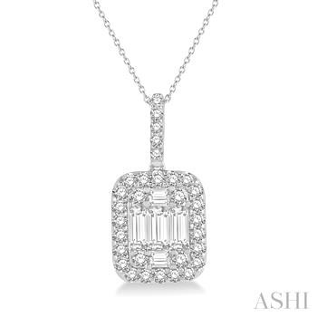 FUSION DIAMONDS PENDANT