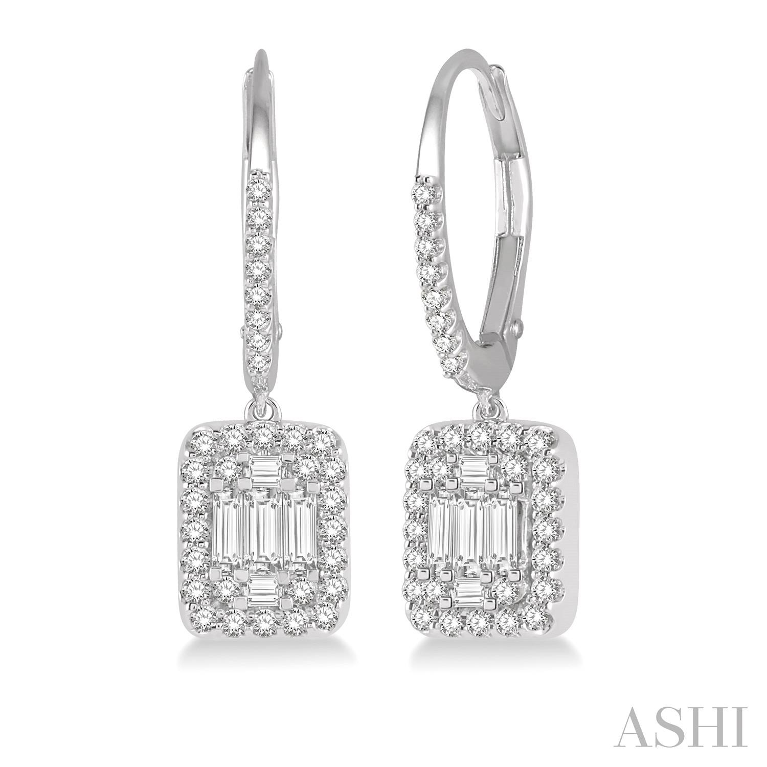 FUSION DIAMONDS EARRINGS