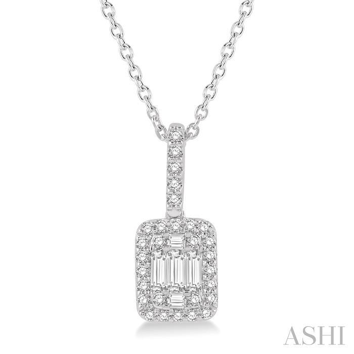 FUSION DIAMONDS PENDANT
