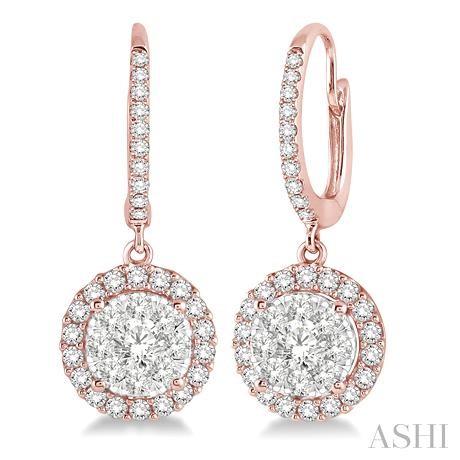 Lovebright Diamond Earrings