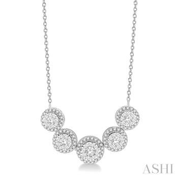 LOVEBRIGHT DIAMOND NECKLACE