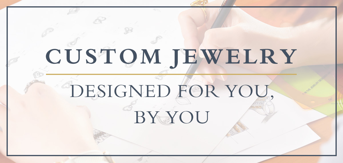 Central MN Custom Jewelry Designed For You By You