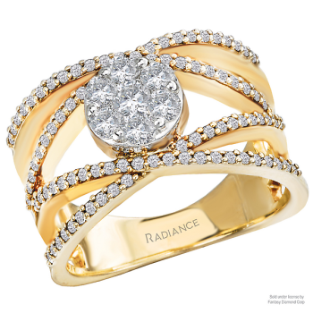 Radiance Fashion Ring