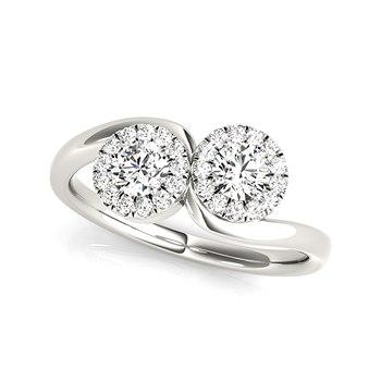 two stone jewelry