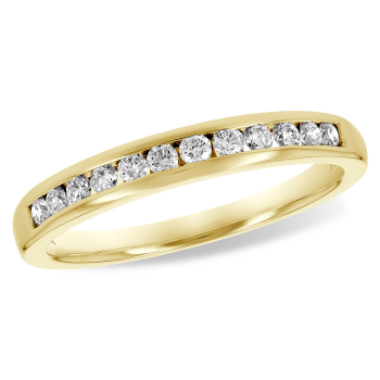 14KT Gold Ladies Wedding Ring