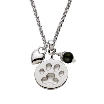 Dog Paw Pendant