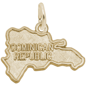 Dominican Republic Map