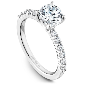 Solitaire Engagement Ring