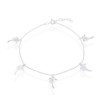 Classic of NY Anklets