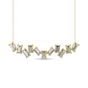 10K Yellow Gold Fashion Necklaces