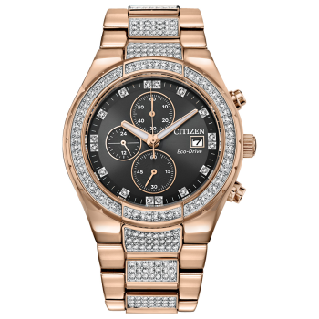 Citizen - Men'S Crystal Men'S Watch