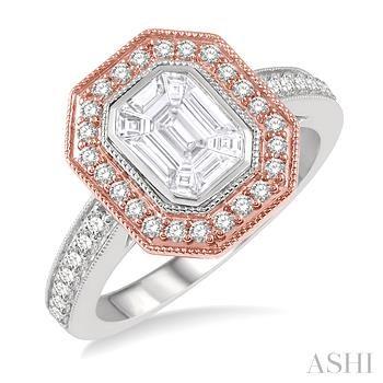 FUSION DIAMONDS RING