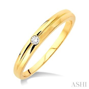 STACKABLE DIAMOND RING