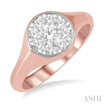 LOVEBRIGHT DIAMOND PROMISE RING