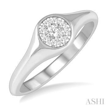 LOVEBRIGHT DIAMOND PROMISE RING