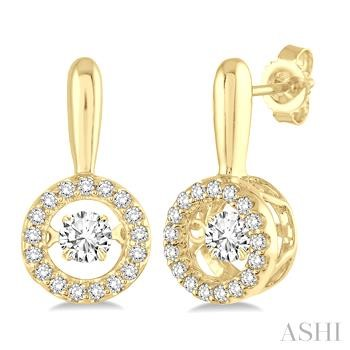 EMOTION DIAMOND EARRINGS