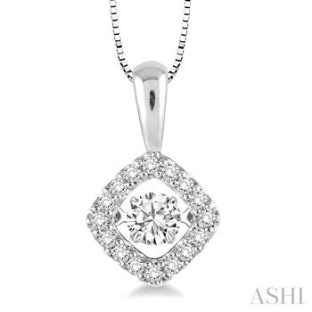 EMOTION DIAMOND PENDANT