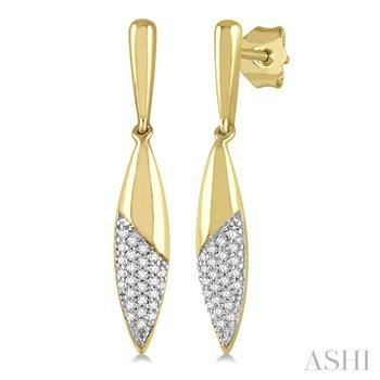 DIAMOND FASHION EARRINGS