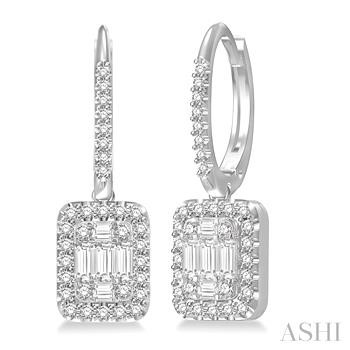 FUSION DIAMOND EARRINGS